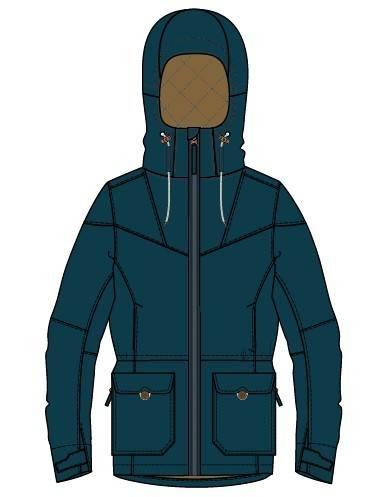 户外运动装-男装设计-服装设计