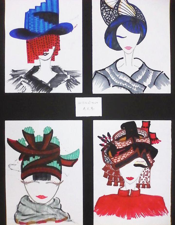 帽子创意设计
