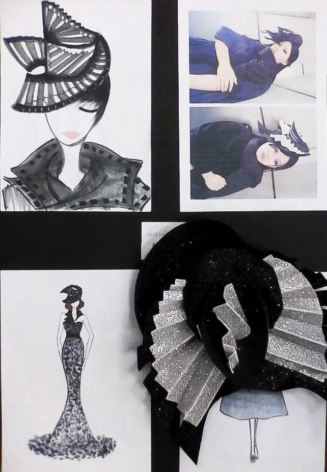 帽子创意设计2