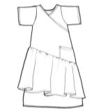 �B衣裙子