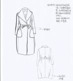 百变时尚休闲大衣