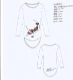 2016秋冬民族简约时尚小衫