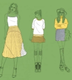 童装及少女装设计