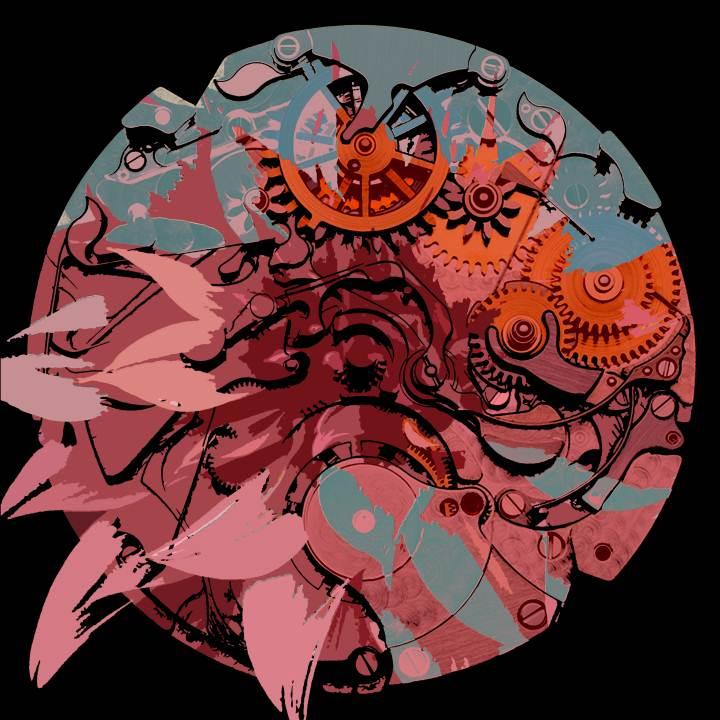 机械姬作品-机械姬款式图