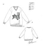 2016秋冬流行特色休闲卫衣
