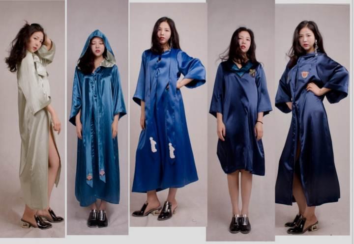 魔法学院睡衣作品-魔法学院睡衣款式图