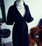 Saty羊绒大衣