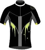 非竞技骑行服设计
