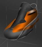 创意鞋子,个人作品