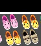卡通鞋设计