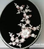 刺绣蕾丝装饰