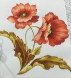 手绘花卉元素