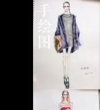 毕业设计-时装设计女装