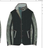 018-2男装时装设计