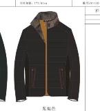 018款男装时装设计