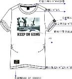 时尚男装T恤设计产品