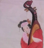 中国风女装休闲大衣