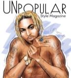 UNpopular Style Magazine Cover Man