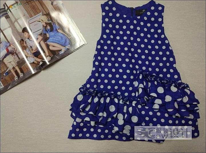童装成衣5作品-童装成衣5款式图