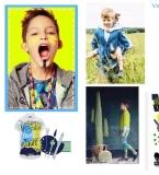 童装色彩方案