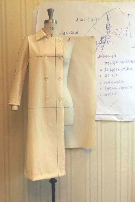 女装作业练习