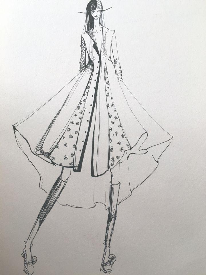 时装设计z