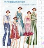 春夏女装系列设计