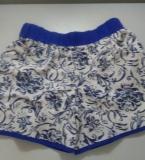 民族风短裤