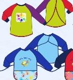 儿童画画衣