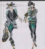 传统与时尚