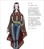 异域风情女装设计