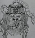 创意手绘作品