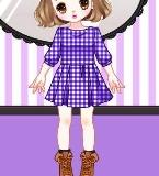 可爱的紫色3