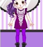 可爱的紫色4
