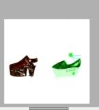 文字控鞋子