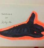 创意运动鞋设计