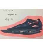 运动鞋设计概念图
