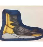 nike球鞋设计