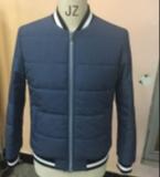 男棉衣基本版型的框架