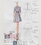 服装设计效果图分享