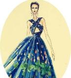 礼服设计个人作品集