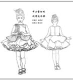 童装连衣裙款