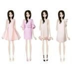 《NAOMI》春夏系列女装设计