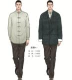 新中装/中式棉麻服装/禅茶服/中国风服装/唐装