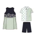 ff&dd2018春夏童装商品企划