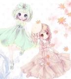 叶子and花朵