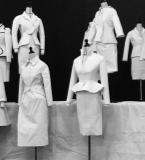 Dior五六十年代款式立裁作品