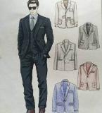 男装效果图3