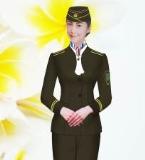 乘务员服装设计图