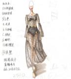 服装设计蕾丝